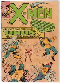 Cover Thumbnail for The X-Men (Yaffa / Page, 1978 ? series) #3