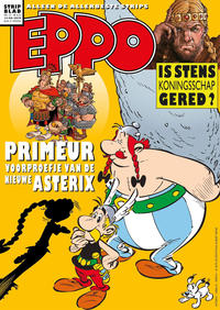 Cover Thumbnail for Eppo Stripblad (Uitgeverij L, 2018 series) #12/2019