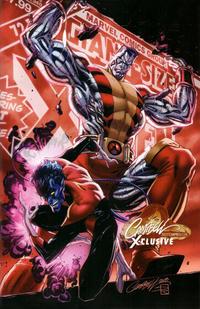 Cover Thumbnail for Uncanny X-Men (Marvel, 2019 series) #1 (620) [J. Scott Campbell Exclusive - Cover C]