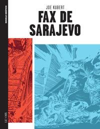 Cover for Novela Gráfica (Levoir, 2016 series) #8 - Fax de Sarajevo