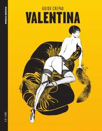 Cover Thumbnail for Novela Gráfica (Levoir, 2016 series) #9 - Valentina