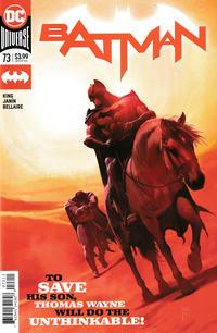 Cover for Batman (DC, 2016 series) #73