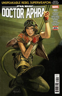 Cover Thumbnail for Doctor Aphra (Marvel, 2017 series) #33