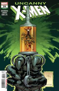 Cover Thumbnail for Uncanny X-Men (Marvel, 2019 series) #20 (642)