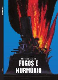 Cover Thumbnail for Novela Gráfica (Levoir, 2016 series) #12 - Fogos e Murmúrios