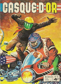 Cover Thumbnail for Casque D'Or (Impéria, 1975 series) #18