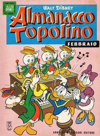 Cover Thumbnail for Almanacco Topolino (Arnoldo Mondadori Editore, 1957 series) #74