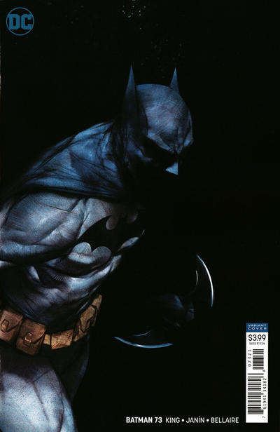 Cover for Batman (DC, 2016 series) #73