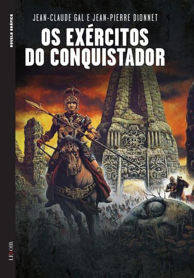 Cover for Novela Gráfica (Levoir, 2016 series) #15 - Os Exércitos do Conquistador