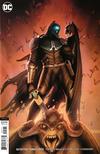 Cover for Detective Comics (DC, 2011 series) #1005 [Stjepan Šejić]