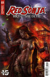 Cover for Red Sonja: Birth of the She-Devil (Dynamite Entertainment, 2019 series) #1