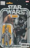 Cover for Star Wars (Marvel, 2015 series) #67 [John Tyler Christopher 'Action Figure' (Teebo)]