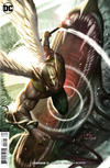 Cover Thumbnail for Hawkman (2018 series) #13 [Inhyuk Lee Variant Cover]