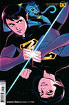 Cover for Wonder Twins (DC, 2019 series) #5 [Stacey Lee Cover]