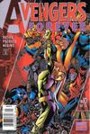 Cover for Avengers Forever (Marvel, 1998 series) #10 [Newsstand]