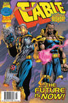 Cover for Cable (Marvel, 1993 series) #41 [Newsstand]