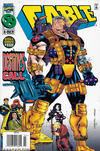 Cover for Cable (Marvel, 1993 series) #29 [Direct Edition]