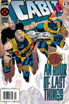 Cover for Cable (Marvel, 1993 series) #20 [Deluxe Newsstand Edition]