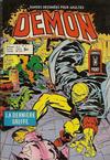 Cover for Démon (Arédit-Artima, 1976 series) #5