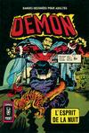 Cover for Démon (Arédit-Artima, 1976 series) #6
