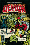 Cover for Démon (Arédit-Artima, 1976 series) #3