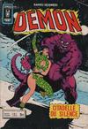 Cover for Démon (Arédit-Artima, 1976 series) #8