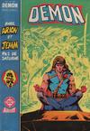 Cover for Démon (Arédit-Artima, 1985 series) #10