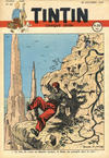 Cover for Le journal de Tintin (Le Lombard, 1946 series) #44/1947