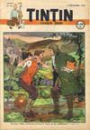 Cover for Le journal de Tintin (Le Lombard, 1946 series) #49/1947