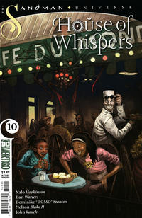 Cover Thumbnail for House of Whispers (DC, 2018 series) #10