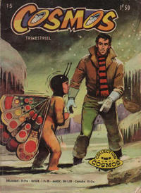 Cover Thumbnail for Cosmos (Arédit-Artima, 1967 series) #15