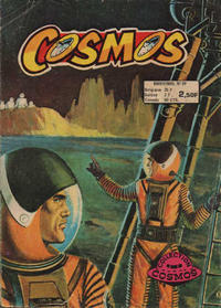 Cover Thumbnail for Cosmos (Arédit-Artima, 1967 series) #39