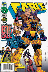 Cover Thumbnail for Cable (Marvel, 1993 series) #29 [Newsstand]