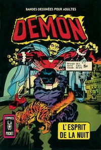 Cover Thumbnail for Démon (Arédit-Artima, 1976 series) #6