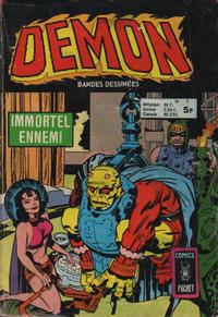 Cover Thumbnail for Démon (Arédit-Artima, 1976 series) #7