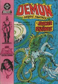 Cover Thumbnail for Démon (Arédit-Artima, 1985 series) #3