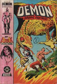Cover Thumbnail for Démon (Arédit-Artima, 1985 series) #5
