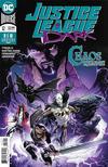 Cover for Justice League Dark (DC, 2018 series) #12 [Alvaro Martinez Bueno & Raul Fernandez Cover]
