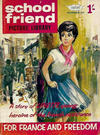 Cover for School Friend Picture Library (Amalgamated Press, 1962 series) #20