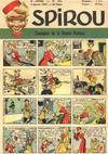 Cover for Spirou (Dupuis, 1947 series) #455