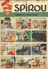 Cover for Spirou (Dupuis, 1947 series) #456