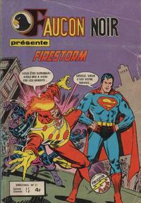 Cover Thumbnail for Faucon Noir (Arédit-Artima, 1977 series) #11