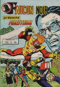 Cover Thumbnail for Faucon Noir (Arédit-Artima, 1977 series) #12