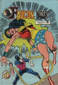 Cover Thumbnail for Faucon Noir (Arédit-Artima, 1977 series) #16