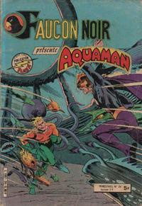 Cover Thumbnail for Faucon Noir (Arédit-Artima, 1977 series) #24