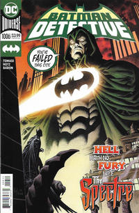 Cover Thumbnail for Detective Comics (DC, 2011 series) #1006