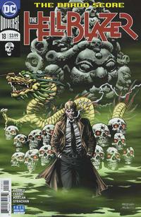 Cover Thumbnail for Hellblazer (DC, 2016 series) #18