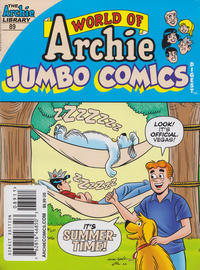 Cover Thumbnail for World of Archie Double Digest (Archie, 2010 series) #89