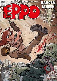 Cover Thumbnail for Eppo Stripblad (Uitgeverij L, 2018 series) #13/2019
