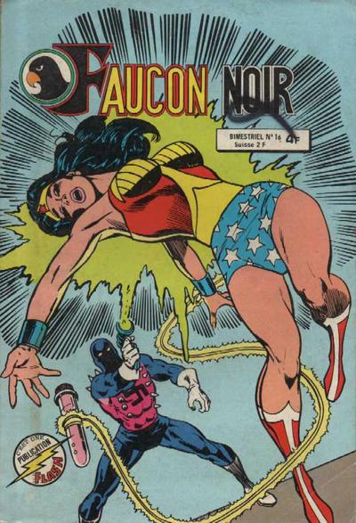 Cover for Faucon Noir (Arédit-Artima, 1977 series) #16